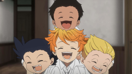 The Promised Neverland Netflix Mexico Estrenos Septiembre 2020