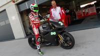 Finaliza el primer test invernal 2015 para Kawasaki y Ducati