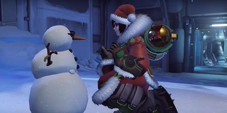 El espíritu navideño puebla los videojuegos