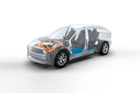 Toyota Subaru Electricos