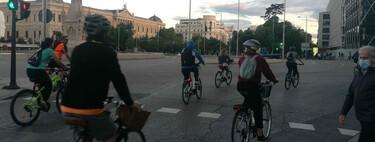 La DGT dará cursos para educar a los usuarios de bicicleta a partir de mañana, pero no son obligatorios