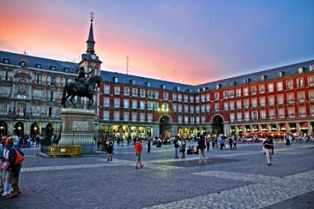 Alojamiento gratis en Madrid a los turistas americanos asaltados