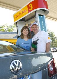 Buscan romper el récord de consumo por Estados Unidos con un VW Jetta TDI