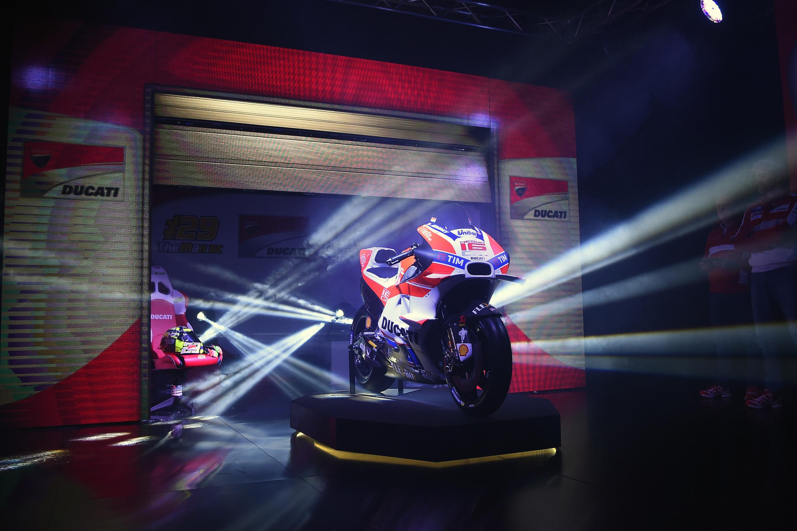 Foto de Ducati MotoGP (8/21)