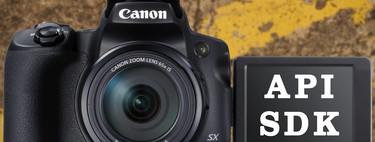 Canon lanza un nuevo paquete SDK y API para cámaras pensando en que se puedan sacar partido en múltiples aplicaciones