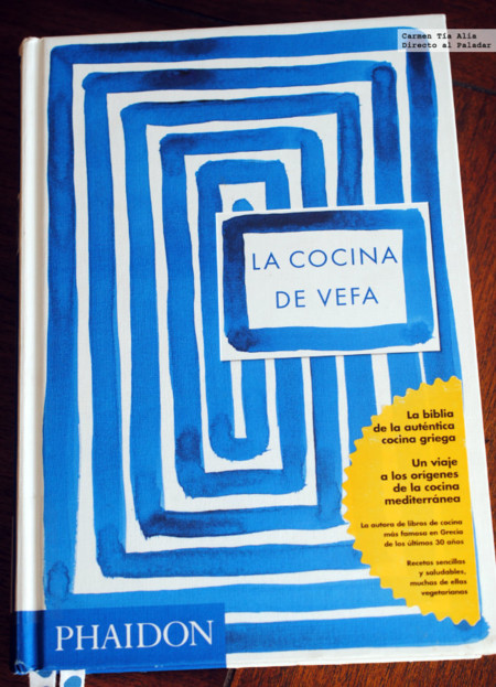 La cocina de Vefa, el gran libro de la cocina griega