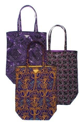 Mi primer Prada, colección de bolsos B.Y.O. Elige tu favorito.