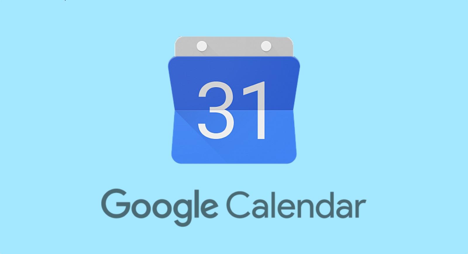 Google Calendar Todo