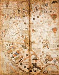 Roban dos mapamundis de 1482 de la BNE