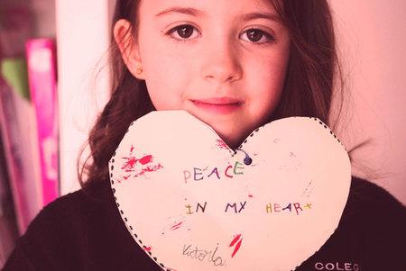 Victoria, hija de nuestra compañera Lola Rovati