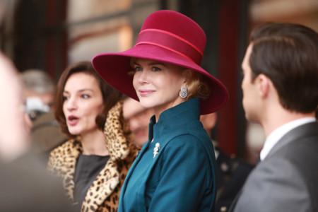 El vestuario de la película Grace de Mónaco