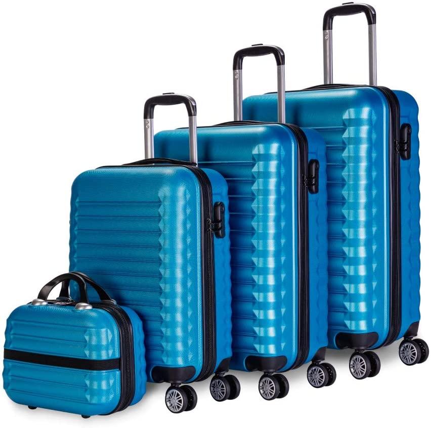 Juego completo de maletas Newteck