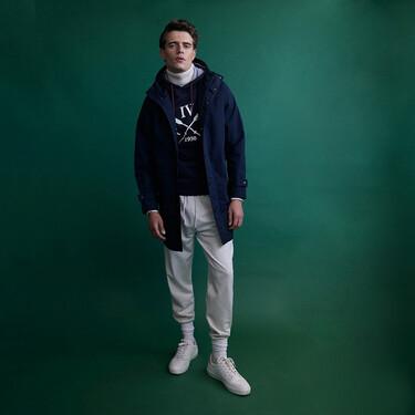 El azul más marinero se corona como el color clave de Sfera para recibir al otoño