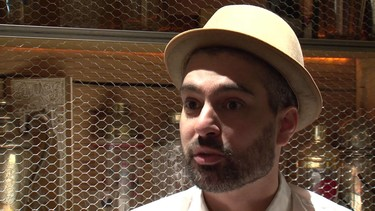 La experiencia de un buen cóctel según Diego Cabrera, barman de Le Cabrera