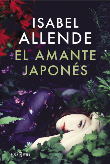 El Amante Japones Isabel Allende Portada
