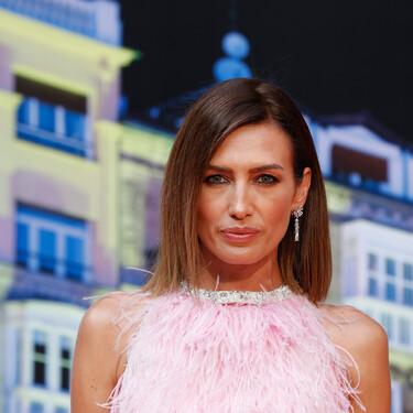 Nieves Álvarez nos deja sin palabras con el look más sexy del Festival de Vitoria 2021