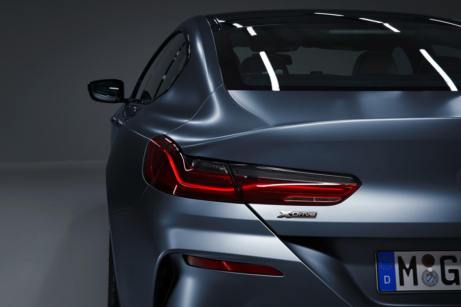 Foto de BMW Serie 8 Gran Coupé (presentación) (27/159)
