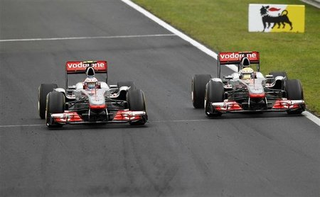 Resumen Fórmula 1 2011: Lewis Hamilton, el primer año que se vio superado por su compañero