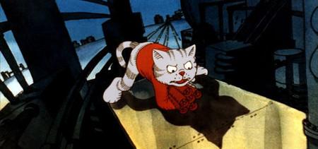 El gato caliente 4