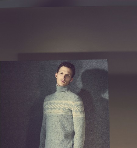 Jersey de lana y cashmere