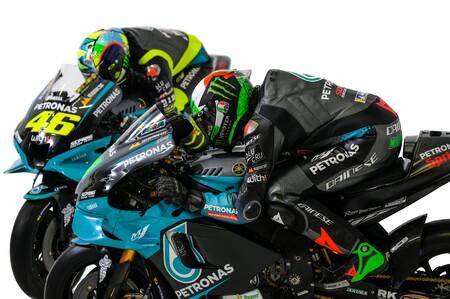Rossi Morbidelli Petronas Motogp 2021