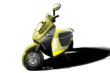 Mini y Smart se quieren sumar al mercado de las motos eléctricas