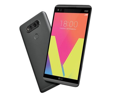 LG V20, la dualidad en pantallas y cámaras llega con mejor sonido y cuerpo de metal