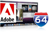 Apple, Adobe y los 64 bits