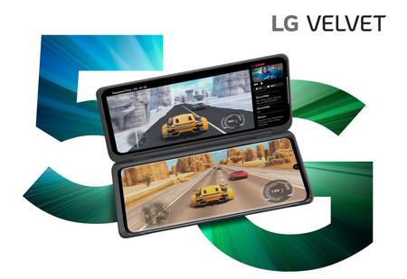 LG Velvet 5G llega a España: éstos son su precio y disponibilidad