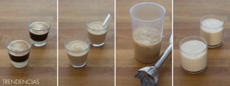 Café bombón helado