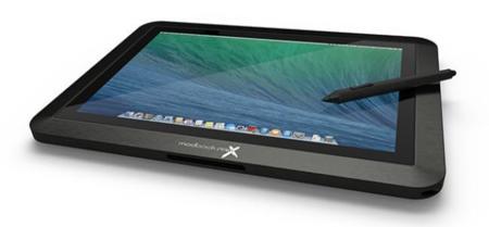Modbook Pro X vuelve para convertir los Macbook Pro retina en tablet