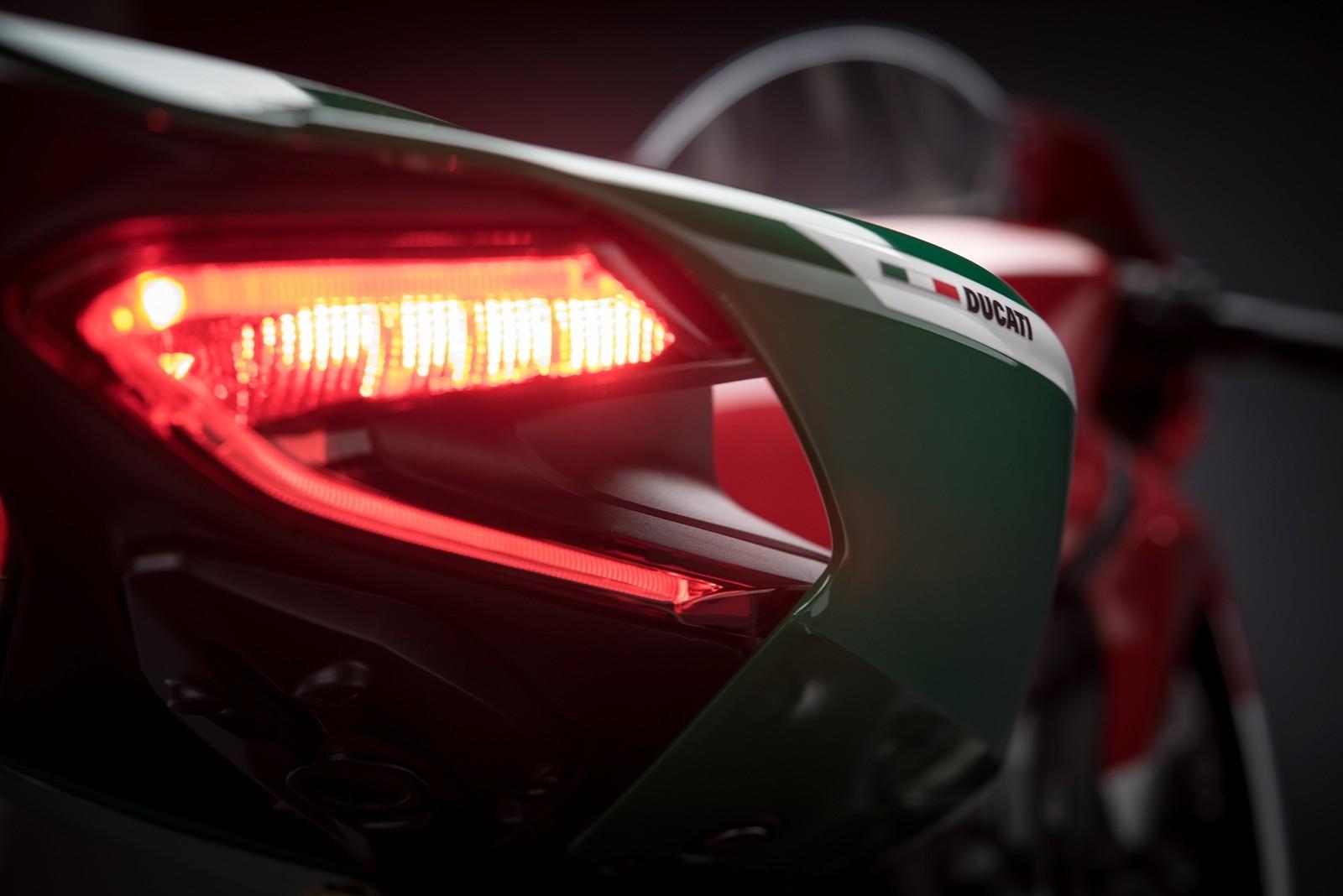 Foto de Ducati 1299 Panigale R Final Edition (28/58)