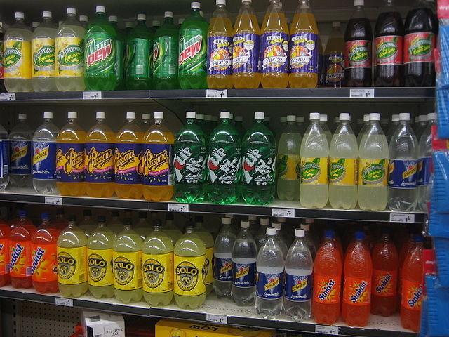 razones para no beber refrescos