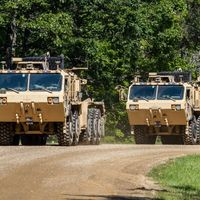 Vehículos militares autónomos: EE.UU ya los prueba en condiciones reales para evitar enviar soldados a zonas de conflicto