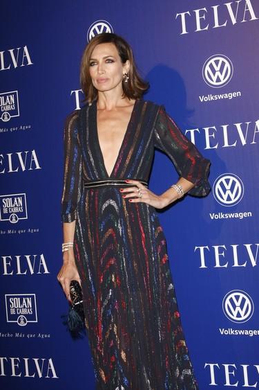 Premios Telva de la moda 2015: Marchando una alfombra azul