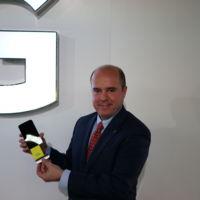 """""""El LG G5 tiene innovaciones que no tienen los demás y que no van a tener"""", Jaime de Jaraíz (Presidente LG España)"""