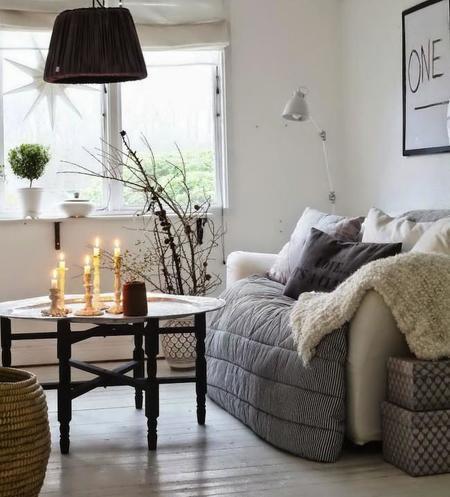 Livingroom Moroccan Nordic Mesa Marruecos