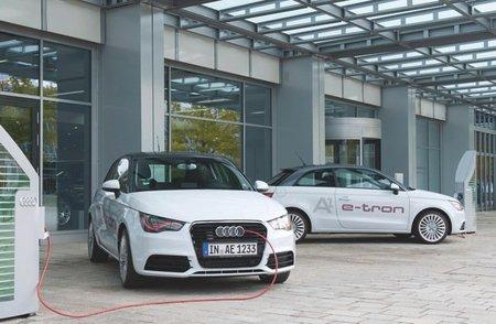 Audi comienza el proyecto piloto del A1 e-tron en Múnich