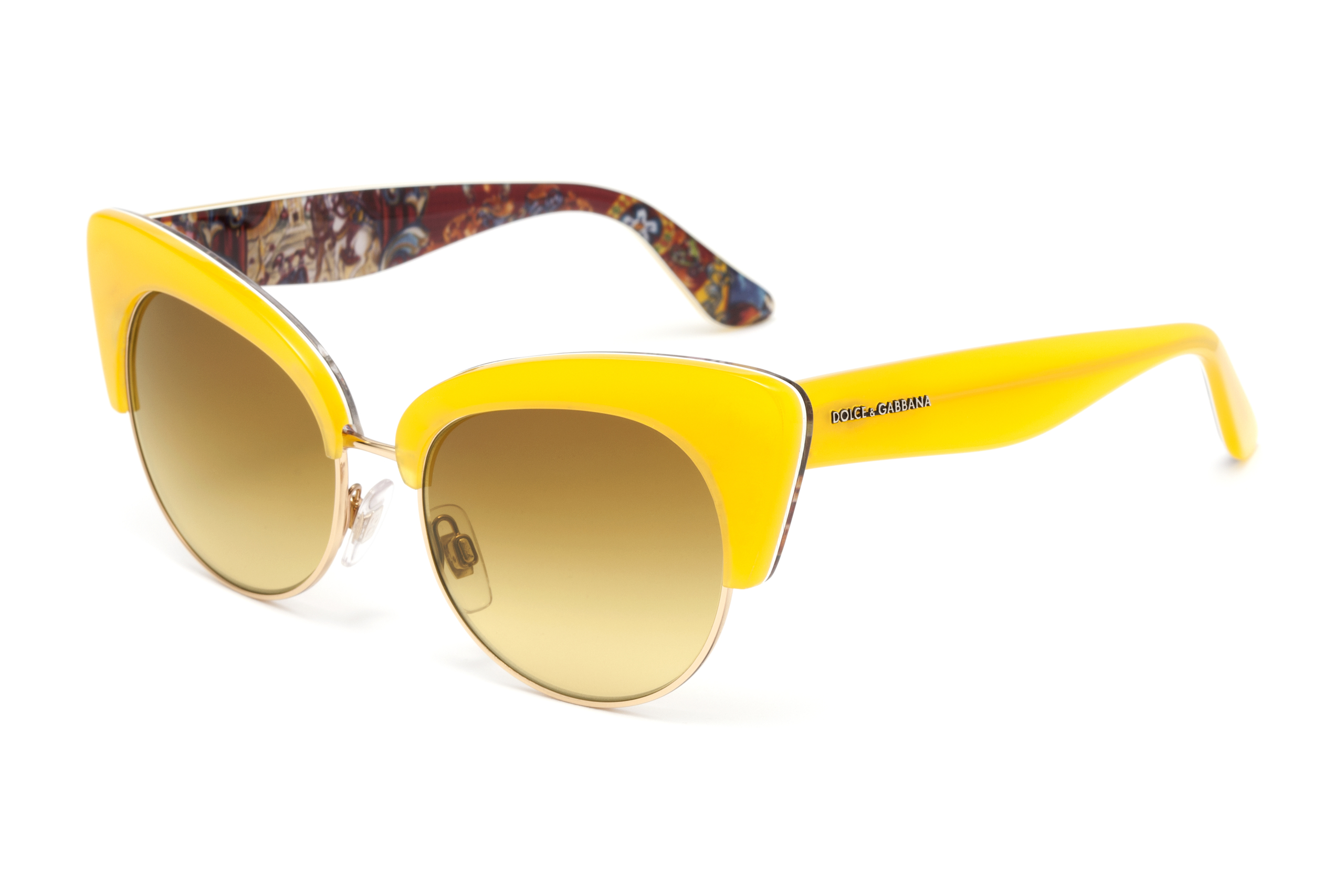 Foto de Gafas de sol Dolce Gabbana Sicilian Carretto (3/12)