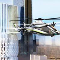 Éste será el helicóptero más rápido jamás construido