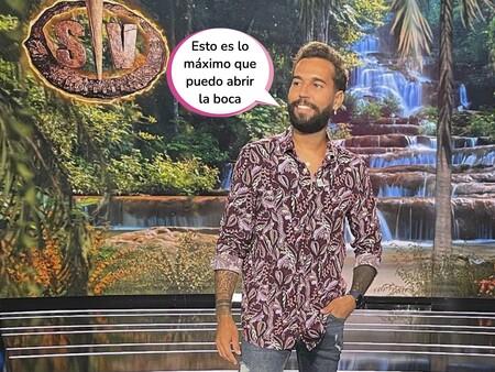 Cuando creíamos que Omar Sánchez no podía ser más inexpresivo, va 'El Negro' y se gasta más de 200 euros en retoquitos estéticos faciales