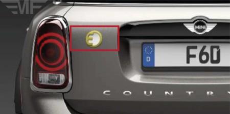 El nuevo MINI Countryman viene con una variante híbrida plug-in bajo el brazo