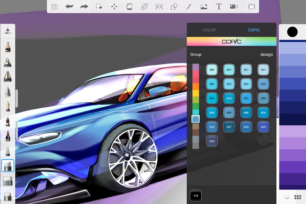 Cinco opciones a Procreate para dibujar en tu tablet Android