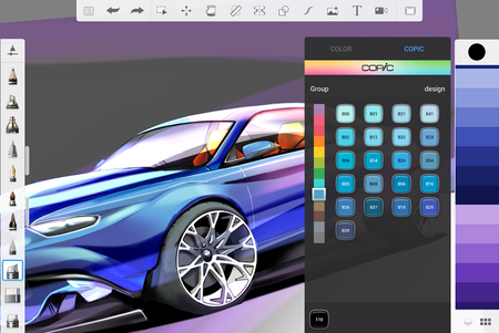Cinco alternativas a Procreate para dibujar en tu tablet Android