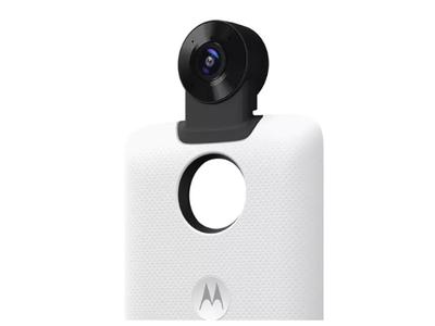 Esta es la nueva Moto 360 Camera que toma fotos y graba en 360°, más Moto Mods también en camino