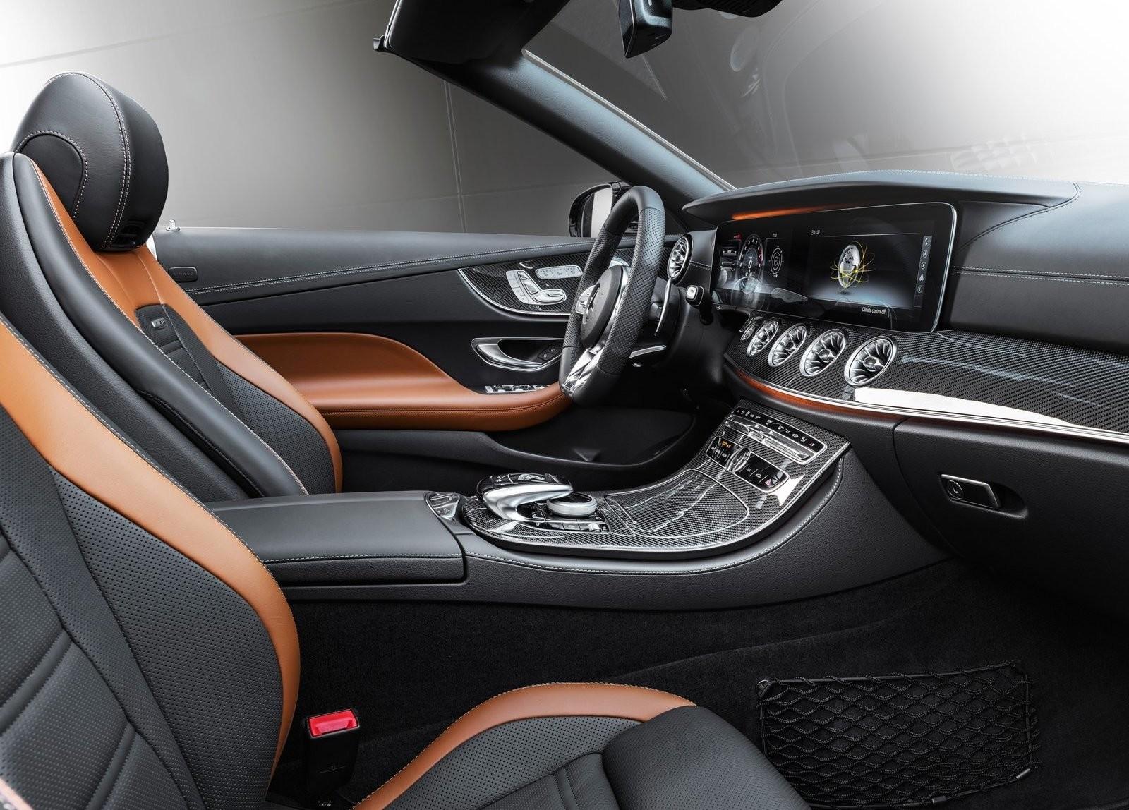 Foto de Mercedes-AMG E 53 Coupé y Cabriolet (12/20)