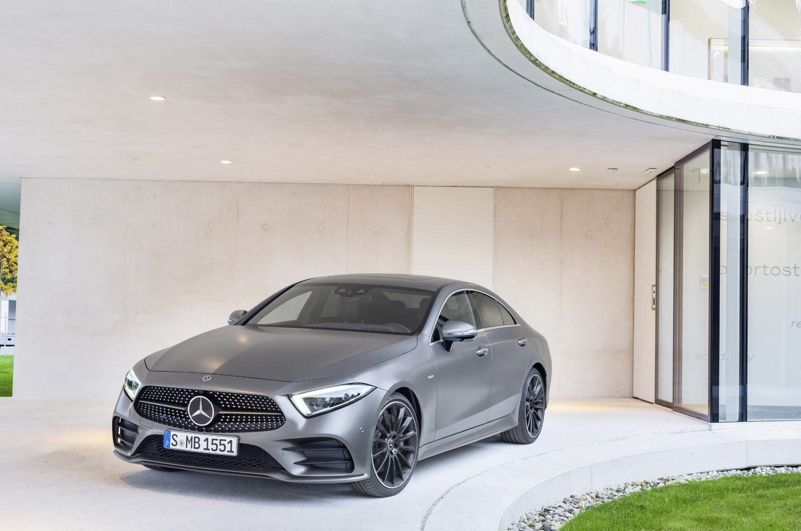 Foto de Mercedes-Benz CLS Coupé 2018 (46/56)
