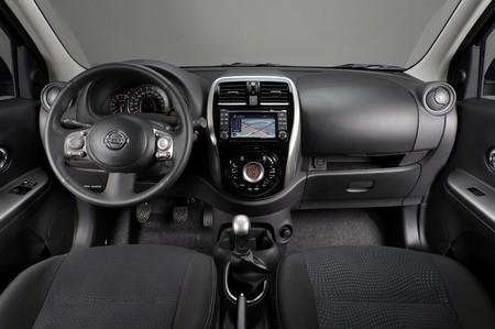 Nissan Micra 2013 Interior