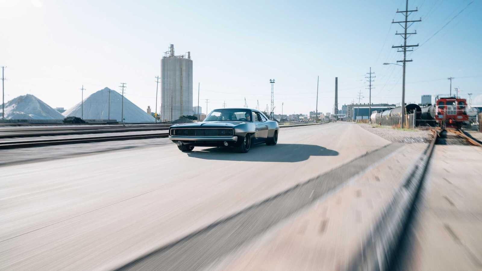 Foto de Speedkore Hellacious Dodge Charger 1968 (7/26)
