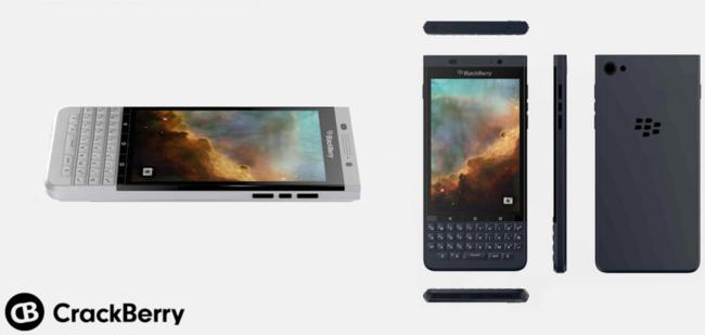 """Aparecen las primeras imágenes de """"Vienna"""", el segundo dispositivo con Android de BlackBerry"""
